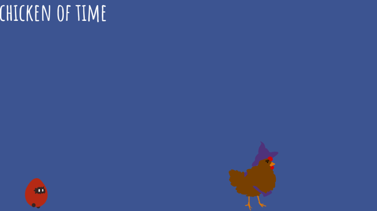 Time Chicken WIP 2