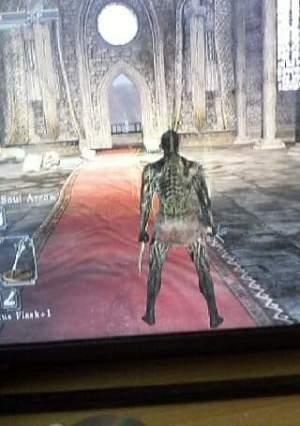 Defeated first Dragonrider in Dark Souls II